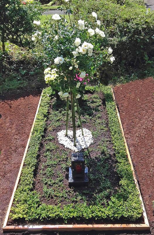 Floristk Neu, Rösrath | Grab Neuanlage